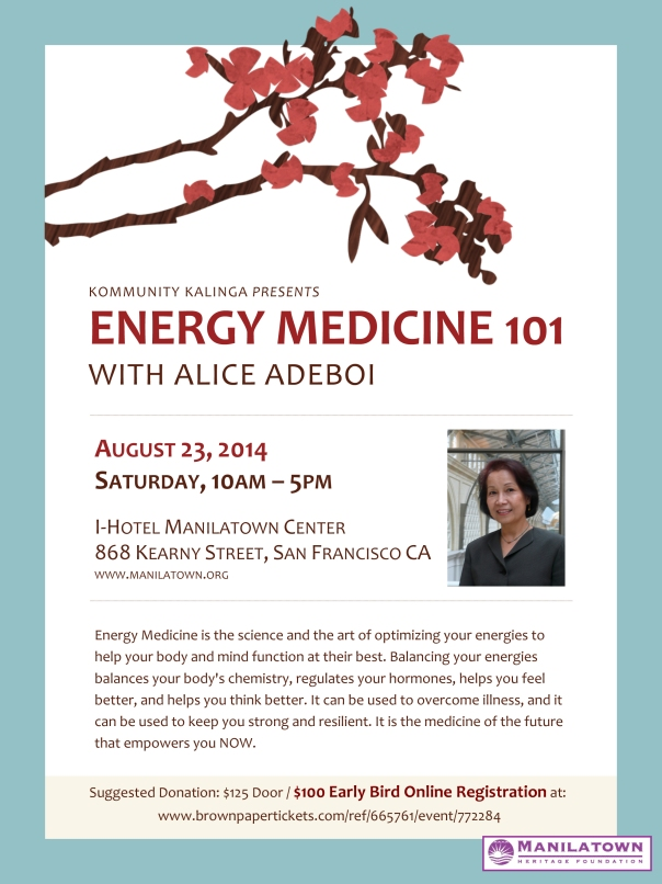 Energy Medicine 101-1