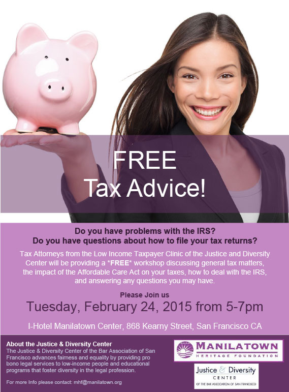 Free-Tax-Advice