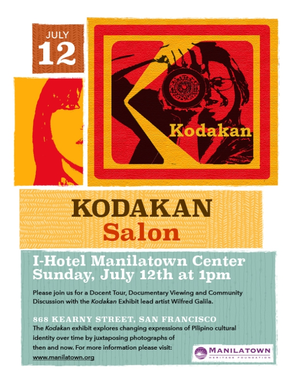 Kodakan Salon Flyer