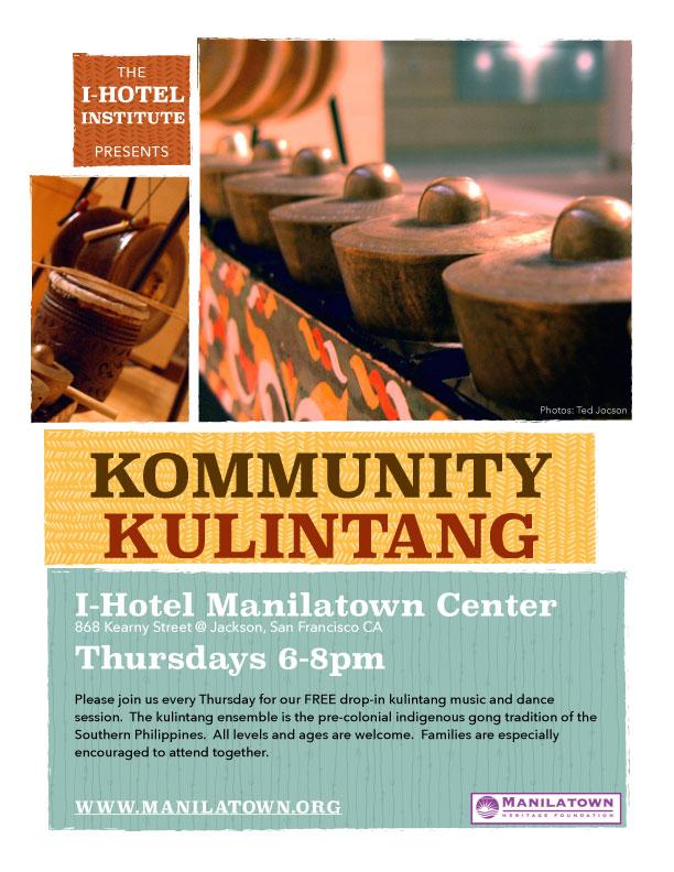 Kommunity-Kulintang-Flyer