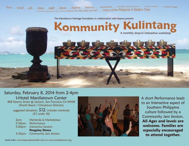 kommunity_kulintang_flyer_feb2014