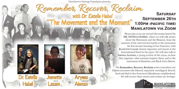 Remember, Recover, Reclaim with Dr. Estella Habal