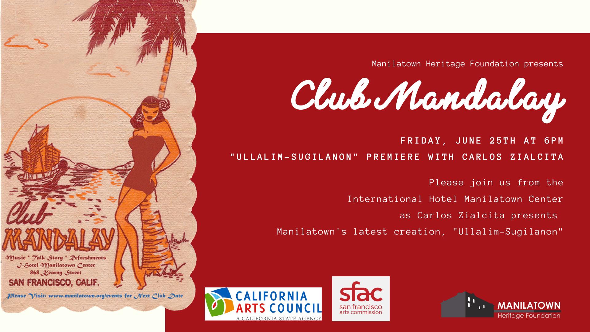 Club Mandalay FacebookEventbrite